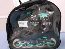 Patins oxer n 38 ao 41