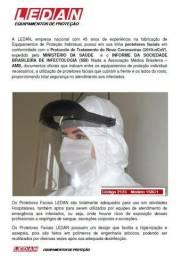Protetor Facial Ledan