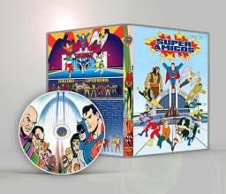 Os Super Amigos Completo 9 Temporadas