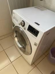 Maquina lavar roupa lava e seca