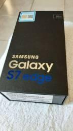 Samsung S7 edge Black Onyx - usado