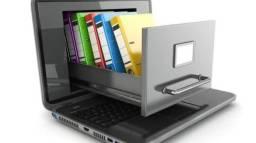 Organização  de arquivos e documentos
