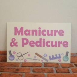 Busco Manicures com experiência