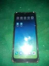 LG K40S Dual chip 32 GB aceito cartão de crédito e débito divido no cartão em até 12