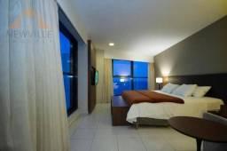 Apartamento com 1 quarto à venda, 38 m² por R$ 399.001 - Boa Viagem - Recife/PE