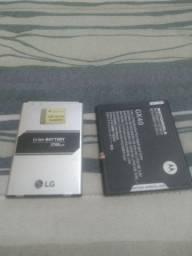 Baterias de celular.G6 e k10.