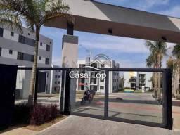 Apartamento para alugar com 3 dormitórios em Jardim carvalho, Ponta grossa cod:3694