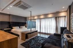 Loft para alugar com 1 dormitórios em Cristal, Porto alegre cod:LU431000