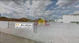 Terreno para alugar na av. Abdias Neves - Piçarra - Teresina/PI