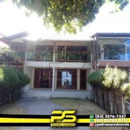 Casa com 5 dormitórios à venda, 500 m² por R$ 2.000.000,00 - Poço - Cabedelo/PB