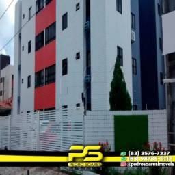 Apartamento com 3 dormitórios à venda, 76 m² por R$ 250.000 - Jardim São Paulo - João Pess