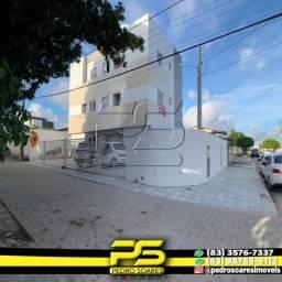 Apartamento com 2 dormitórios à venda, 48 m² por R$ 135.000 - Ernesto Geisel - João Pessoa