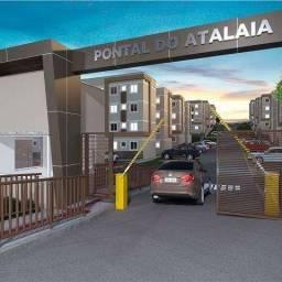 Pontal do Atalaia - Apartamento 2 quartos em Paulista, PE - 38m²- ID4015