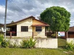 Casa com 3 dormitórios para alugar, 80 m² por R$ 550,00/mês - Riozinho - Irati/PR