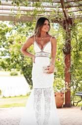 Vestido Branco tamanho P