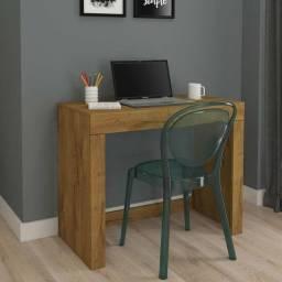 Título do anúncio: Mesa de escritório modelo simples Cleo (ótimo preço) NOVO