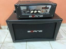 Amplificador valvulado Pedrone