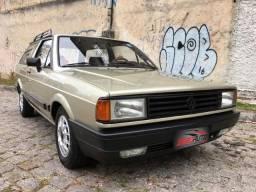 Parati GL 1987 1.8 - Placa Preta - Original - Com Manual e Chave Reserva