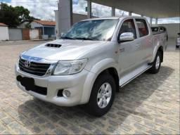 Toyota hilux std 3.0 cab dupla 4x4 2012 - 2012