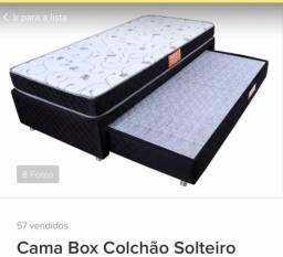 Bicama Box solteiro