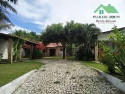 Agradável casa com 5 quartos e piscina no bairro Lagoa em Paracuru