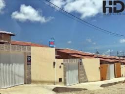Extremoz, Loteamento Vila Maria, terreno 10x20 , 68m2 de área construída, c/ e sem suíte