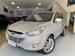 Hyundai Ix35 2.0 Mpfi Gls 4x2 16v Gasol 4p Aut Blindada N3a - 2012