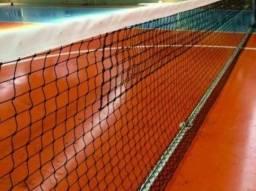 Rede tênis centro duplo
