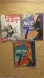 Livros do 7° ano