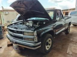 Silverado 6cc turbo diesel - 1999