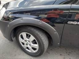 Chevrolet Montana 1.4 Completa de Tudo e 2 Pneus Zero, Troco em moto Semi-Nova - 2010