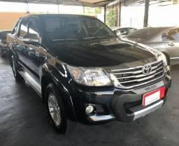 Toyota Hilux 3.0 D-4D SRV 4x4 Automático Diesel 2014 - 2014
