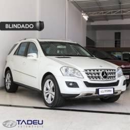 ML 350 2011/2011 3.0 CDI 4X4 V6 DIESEL 4P AUTOMÁTICO BLINDADO
