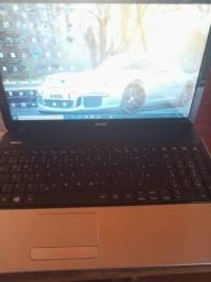 Notebook Acer 2.6hgz Aceito Cartão