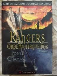 Rangers Ordem dos Arqueiros livro 2 : Ponte em Chamas