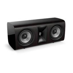 JBL Studio 625C Caixa acústica Central para Home Theater com 150w Promoção Black Friday