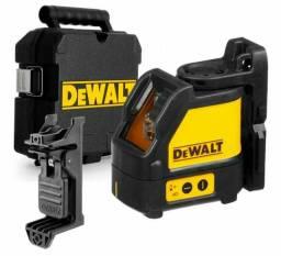 Nível a laser Dewalt 3 anos de garantia