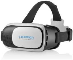 Óculos 3D Realidade Virtual Warrior