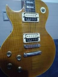 Guitarra Vintage Paradise Afd V100 canhota