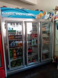 Congelador 3 portas