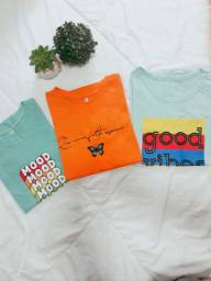 Camisetas T-SHIRT ((LINDAS))