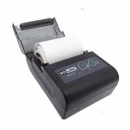 Mini Impressora Portátil Sem Fio Térmica 58 Mm Android