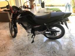 Vendo Cg 160 start 2019