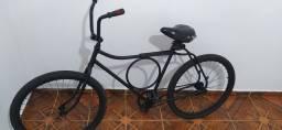 Bicicleta Barra Forte/ Circular (1980)