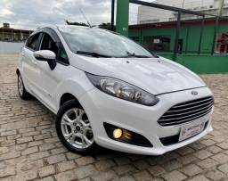 New Fiesta 33 mil Km Automático 1.6 SEL 2017 Flex Novíssimo Ford