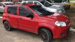 Fiat uno evo vivace c/ gnv 2014