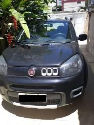 Fiat - Uno Way 1.4 Evo Dualogic Flex 8V 5P - 2015