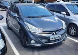 MK* Hyundai Hb20s - 2014 - Bancos de Couro