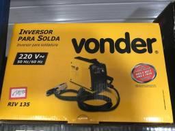 Inversor para solda Vonder 50/60 Hz