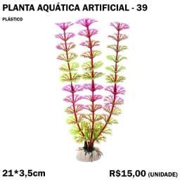 Planta 39 Artificial de Aquário